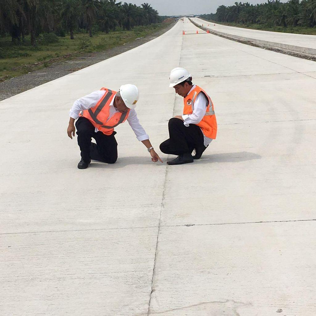 Infrastruktur Kini Gencar Dibangun, Jokowi: Dulu Banyak yang Meragukan