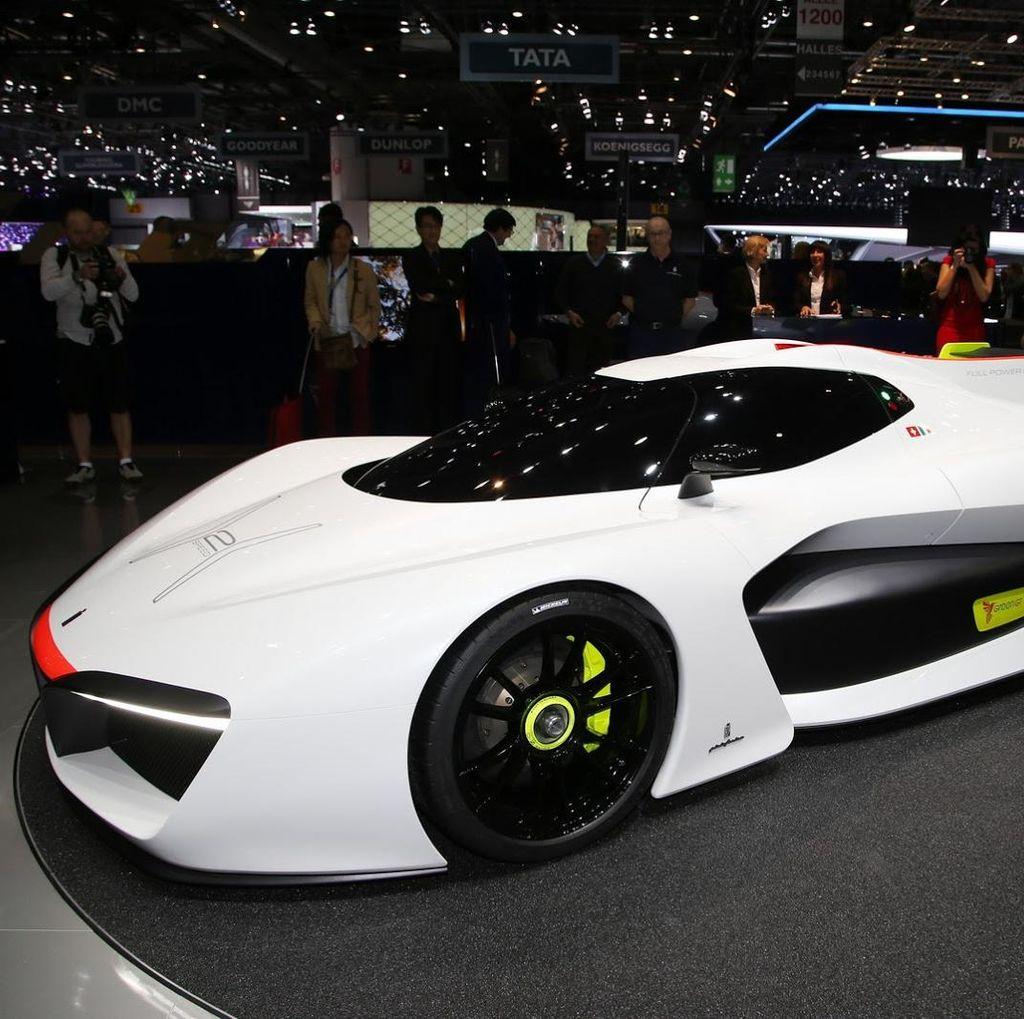 Mobil Hidrogen Paling Ganas Ini Siap Diproduksi