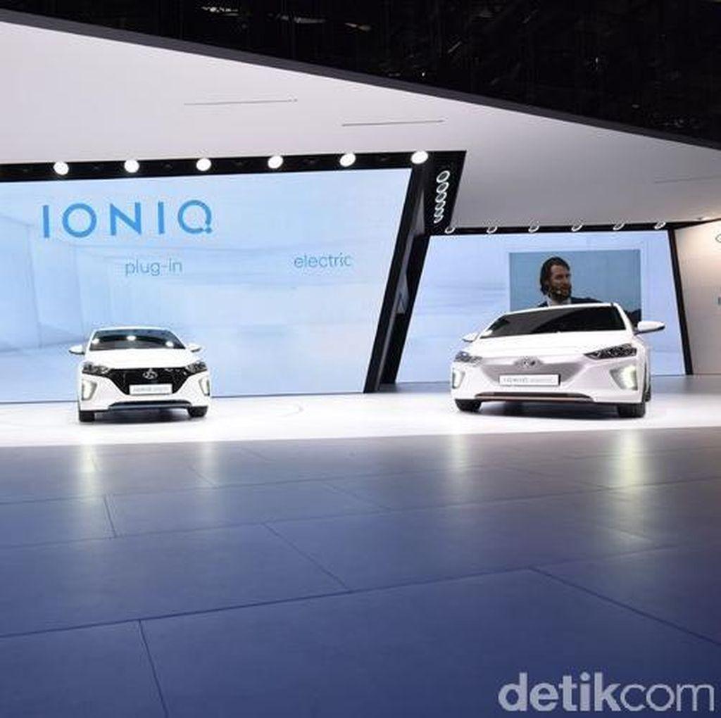 Crossover Listrik Hyundai Datang di 2018?