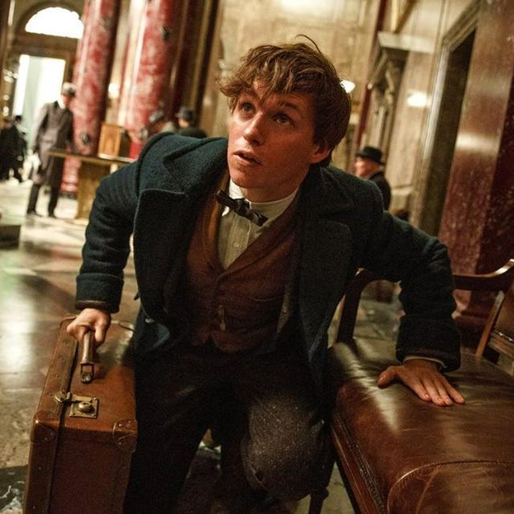 JK Rowling Bicara tentang Jagoan di Fantastic Beasts and Where to Find Them