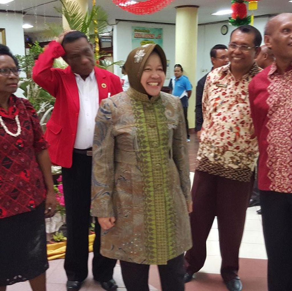 Minat Warga Surabaya Tempati Rumah Susun Cukup Besar, ini Rencana Risma