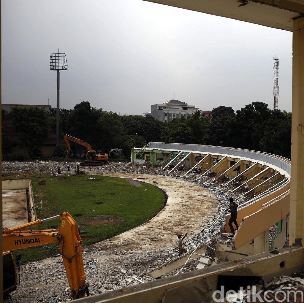 Ahok Bikin Arena Balap Sepeda Paling Modern se-ASEAN