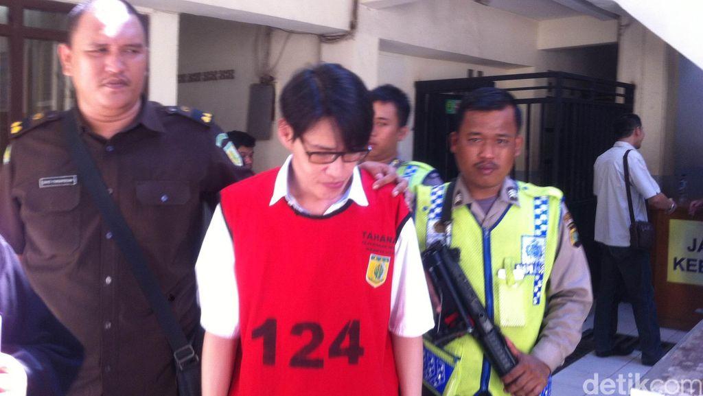 Diburu Polisi Hong Kong, Cheng Dihukum Mati di PT Jakarta