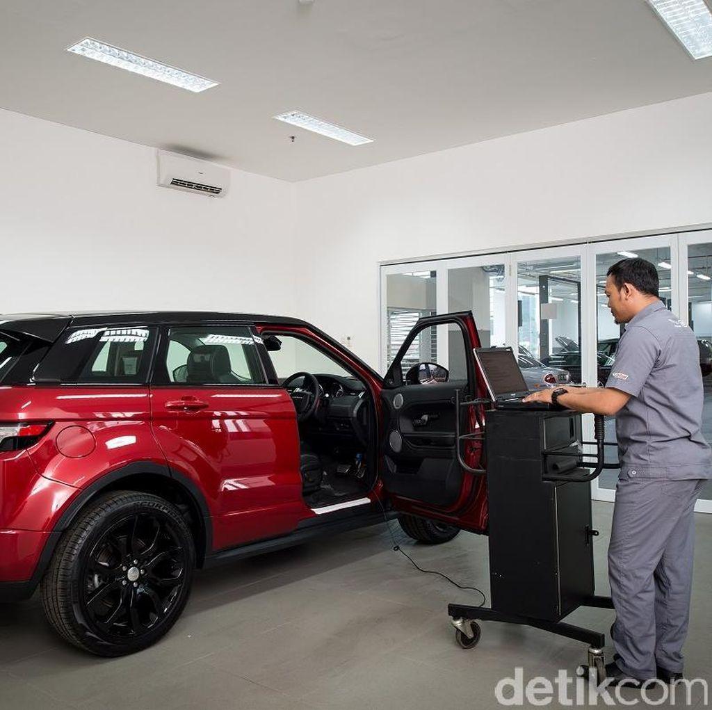 Land Rover Sumbang 80% Penjualan APM Jaguar Land Rover dan Bentley