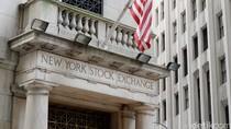 Wall Street Turun 1% Lebih