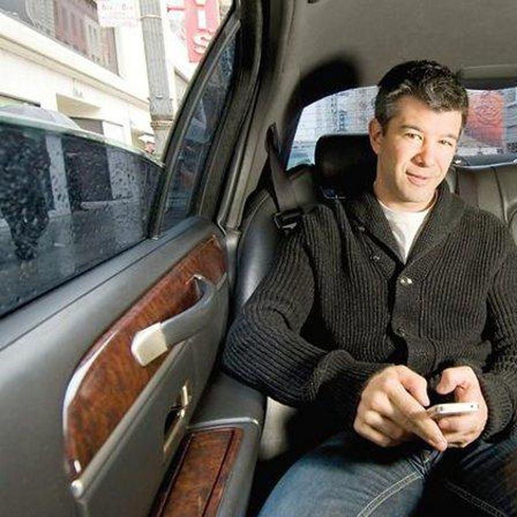 Rencana Besar Uber: Singkirkan Pengemudi Manusia