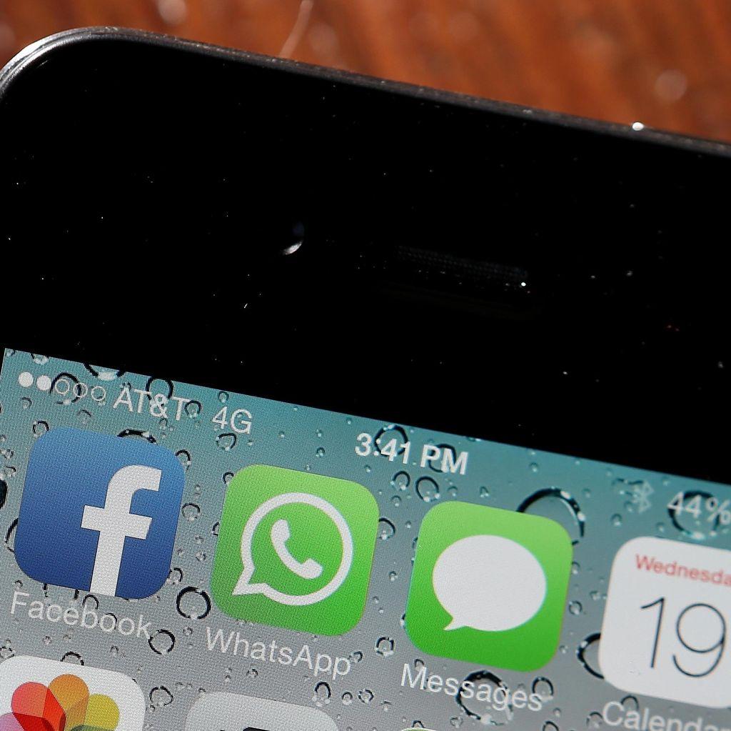 Ogah Bagi-bagi Data, WhatsApp Diketok Negeri Samba