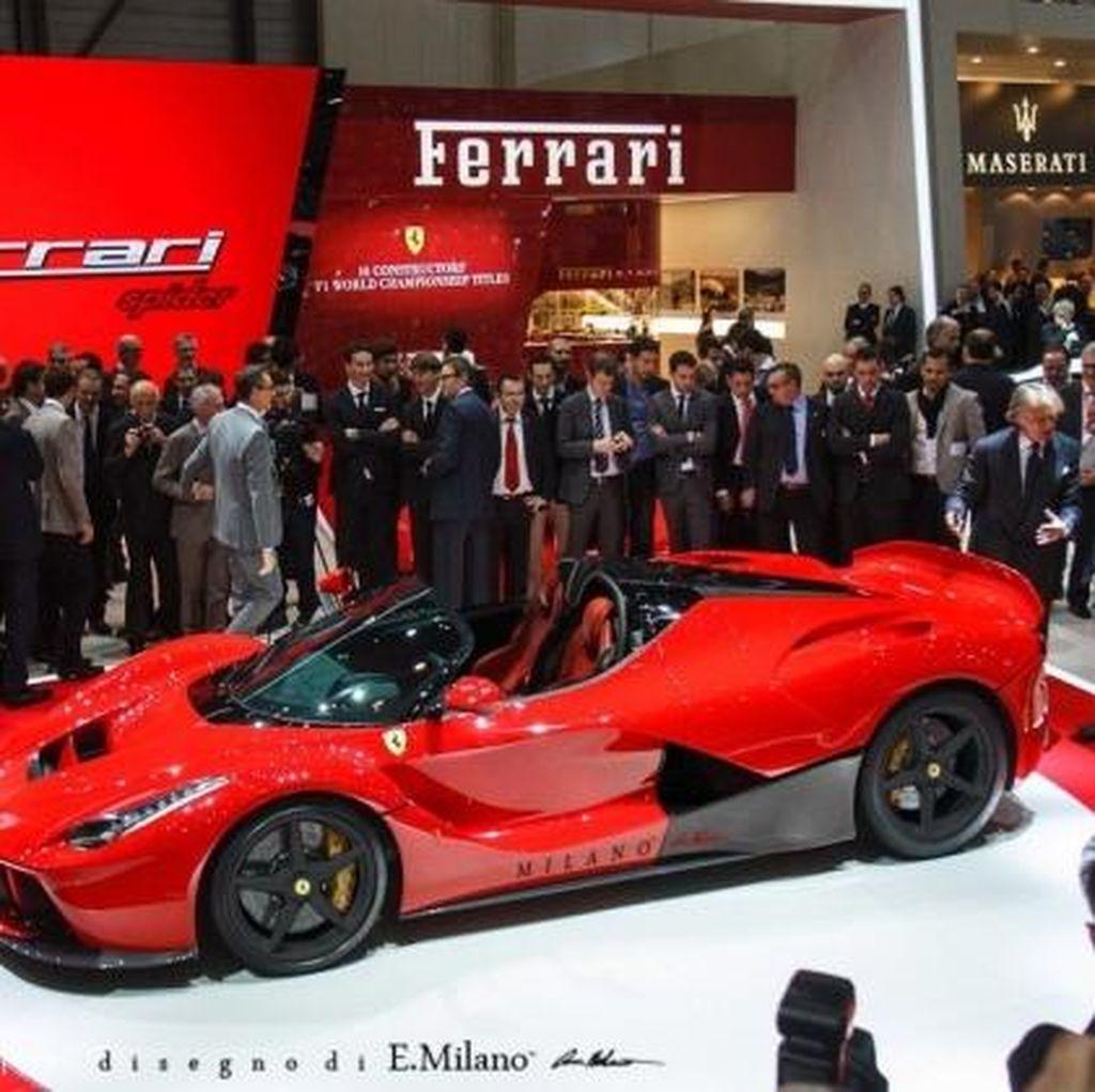 Ferrari LaFerrari Beratap Terbuka Siap Diproduksi