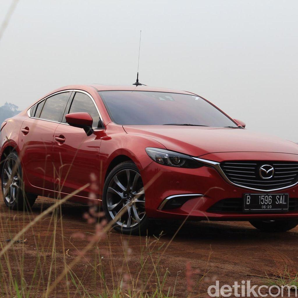 Wacana Penurunan Pajak Sedan, Mazda: Itu Peluang Bagus
