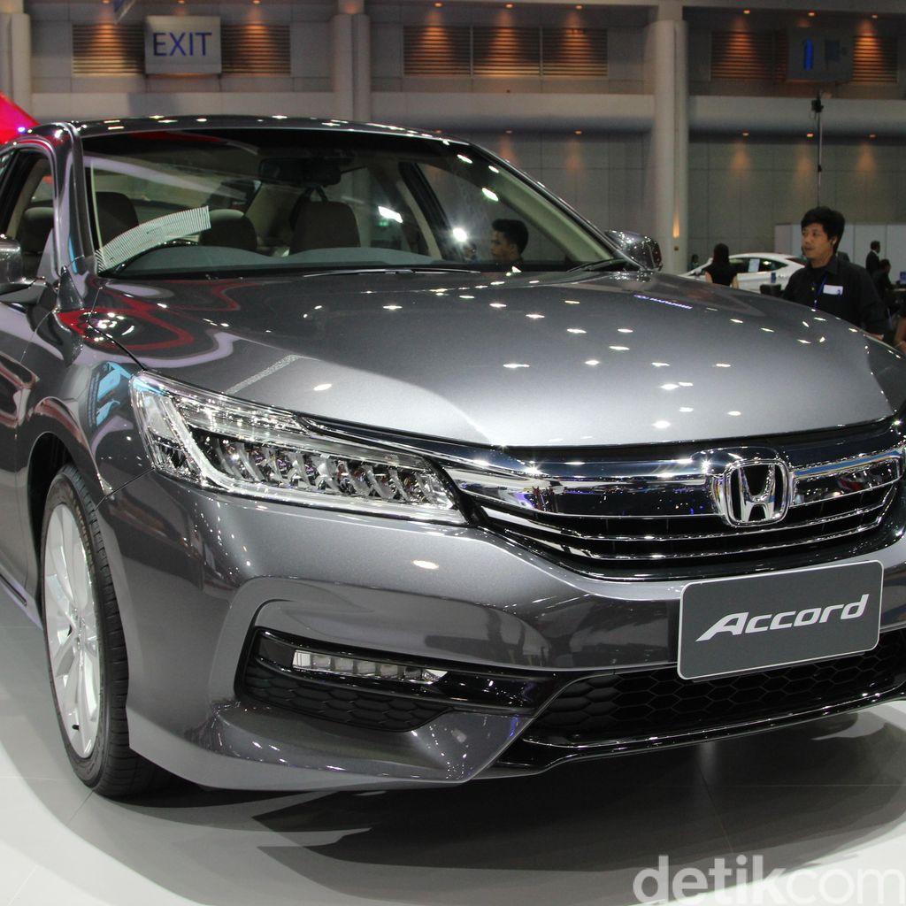 Agar Jadi Basis Produksi, Honda Harap Pemerintah Ringankan Pajak Sedan
