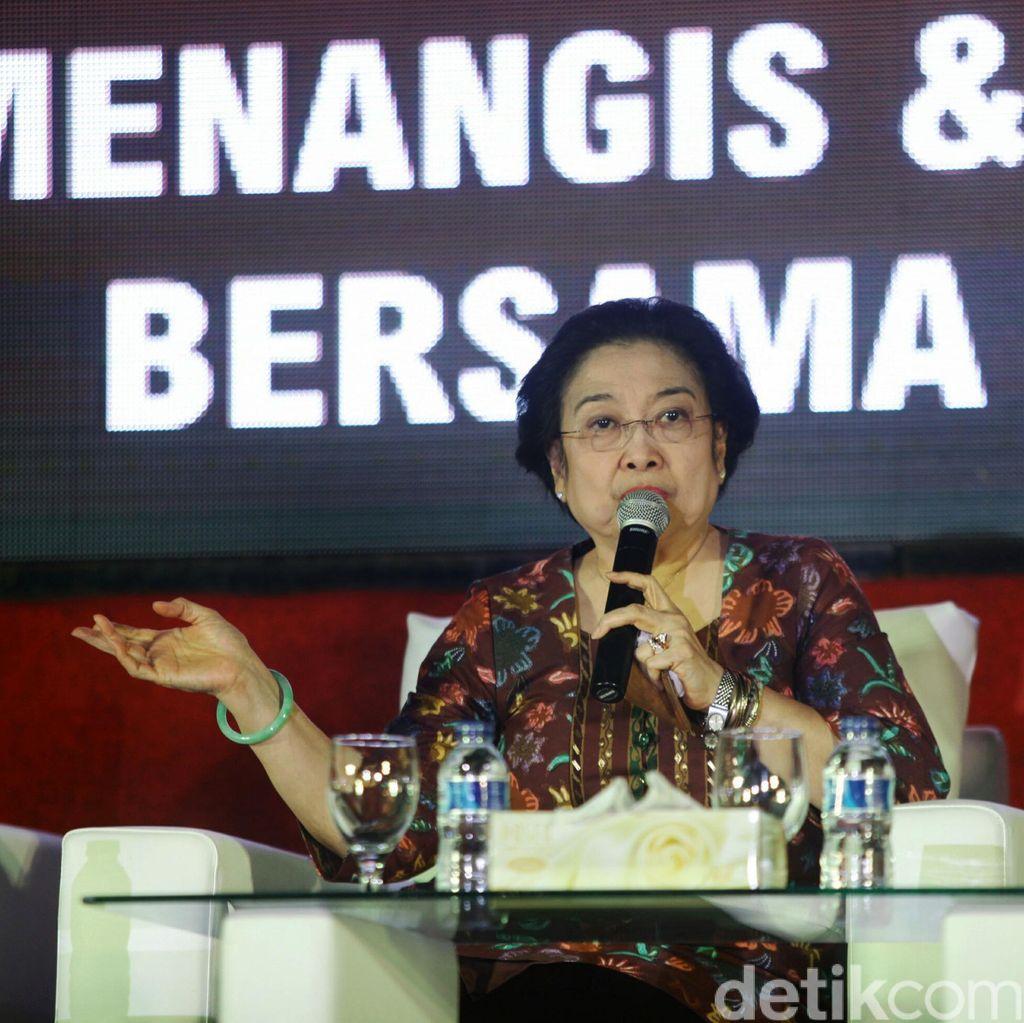 Megawati: Bidan Aparat Negara yang Jadi Ujung Tombak Kesehatan di Desa