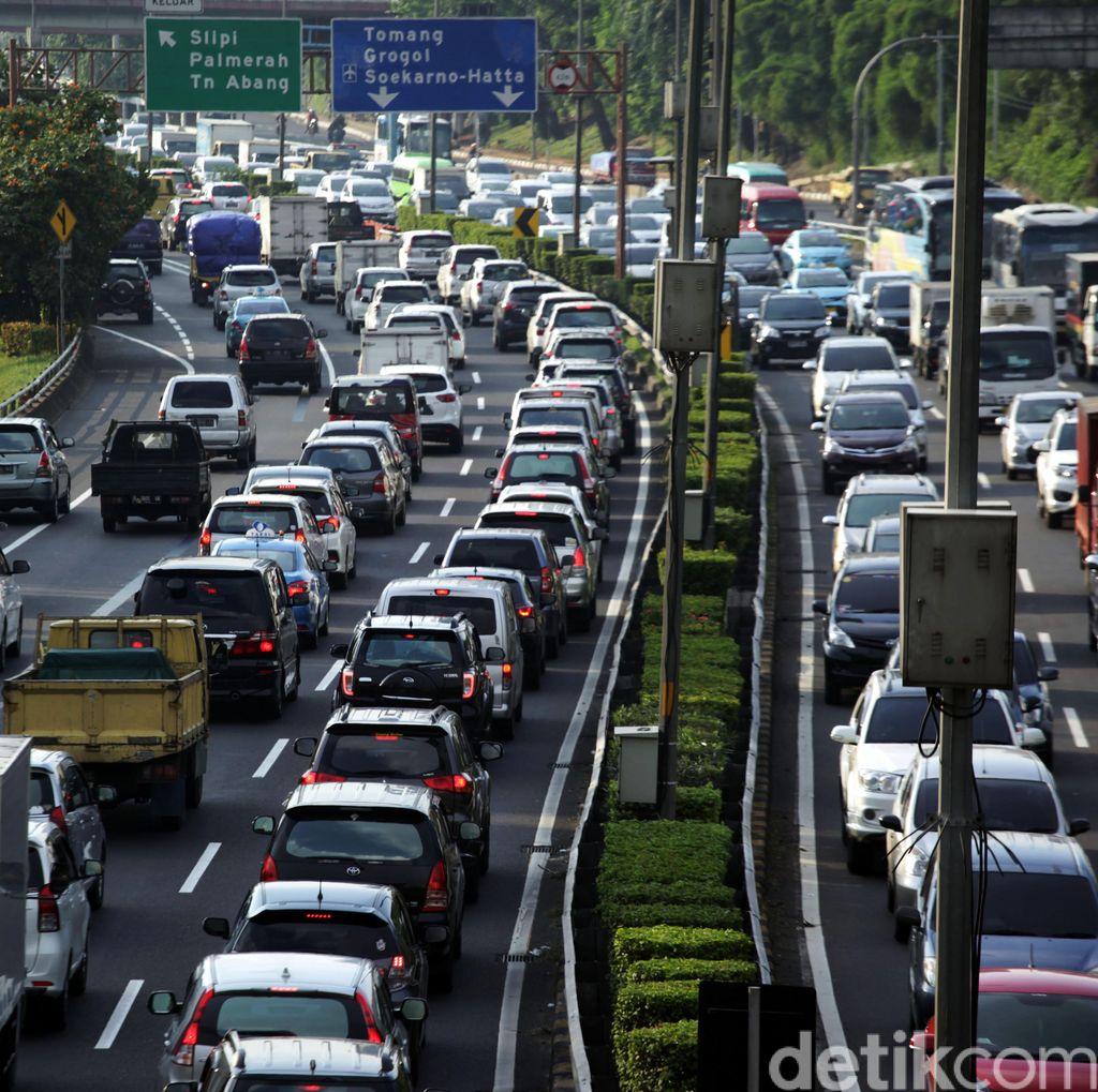 Kendaraan Berat Dilarang Beroperasi di Jalan Nasional Selama 5-6 Mei