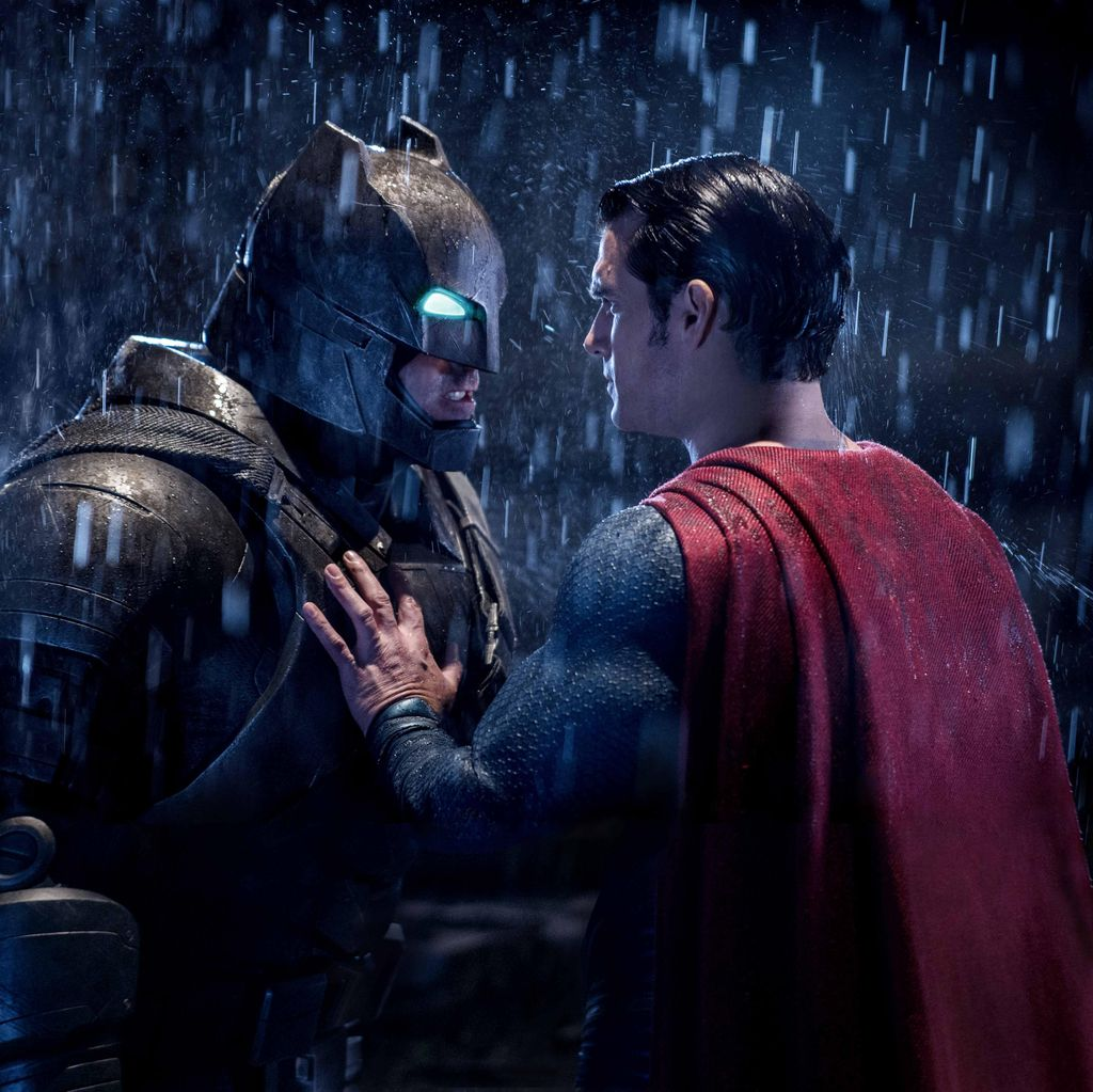 Batman v Superman, Masuk Daftar Film Tersukses Adaptasi dari Komik