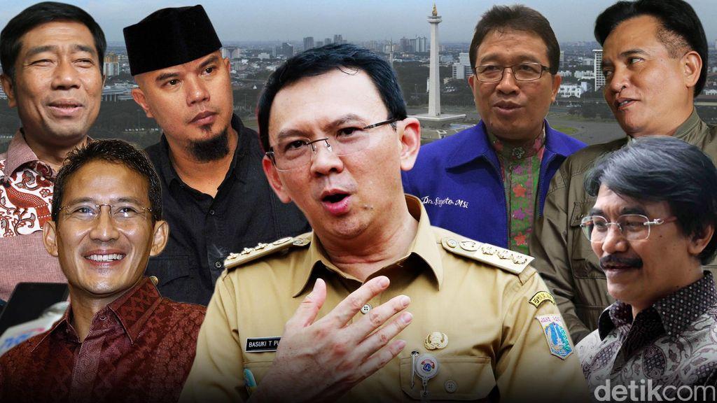 Gerindra-PKS Bangun Koalisi, Usung Sandiaga Jadi Penantang Ahok?