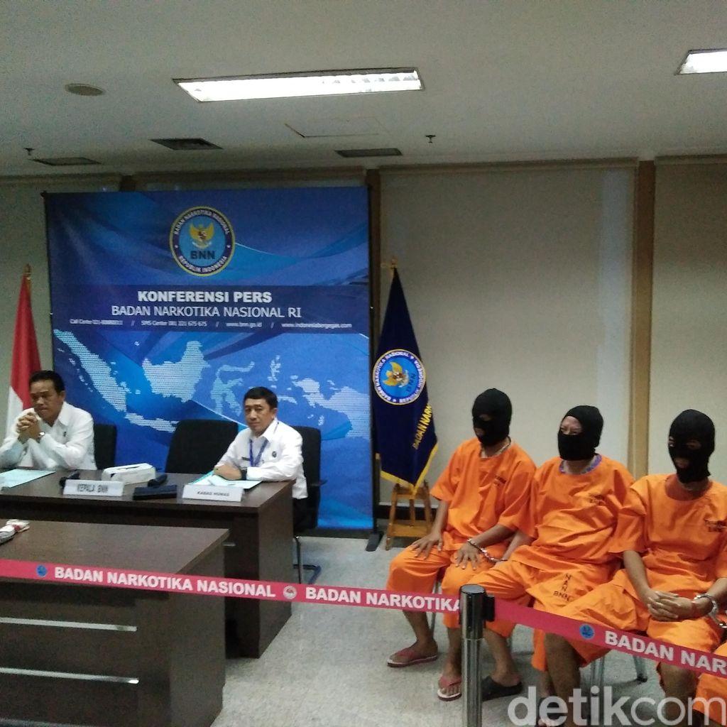 BNN Bongkar Peredaran Narkoba di Penjara yang Dikendalikan Dokter dan Sipir