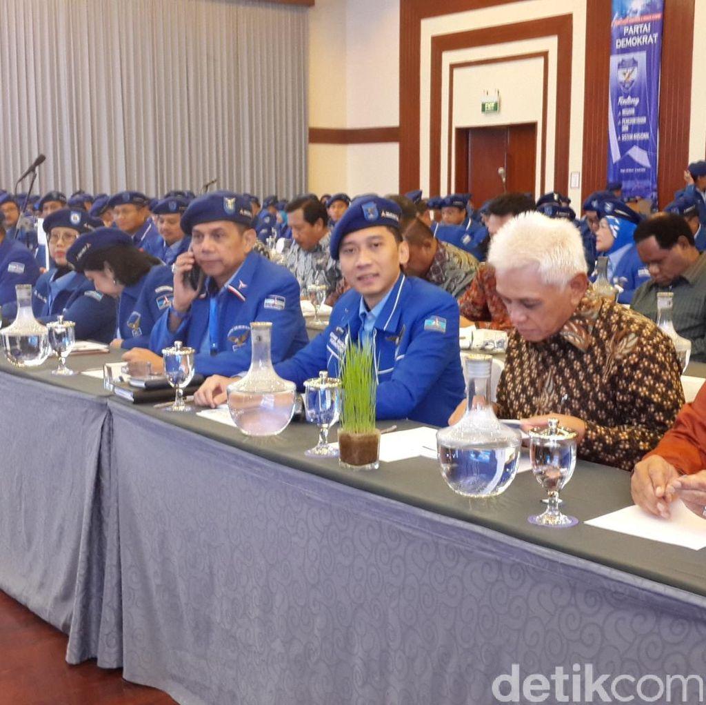 20 Mantan Menteri Kabinet Indonesia Bersatu Isi Pelatihan Kader Demokrat