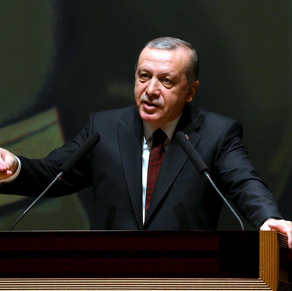 Presiden Obama Temui Erdogan di China untuk Bahas ISIS
