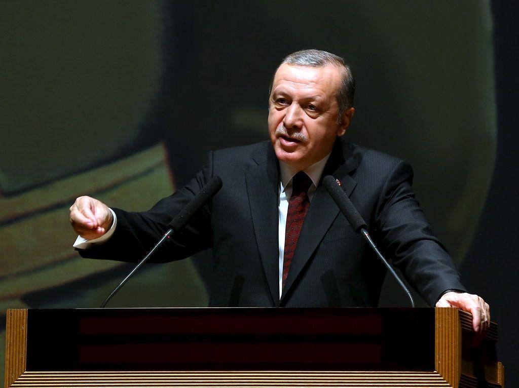 Presiden Turki Serukan Keluarga Muslim Tidak Ikut KB