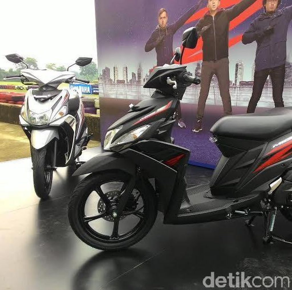 Yamaha Targetkan Jual Ribuan Unit Mio Z di Cirebon