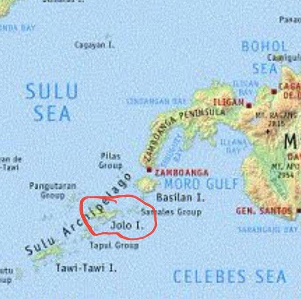 Gubernur Sulu Jamu Makan 10 WNI dengan Ayam Goreng, Ini Penampakannya