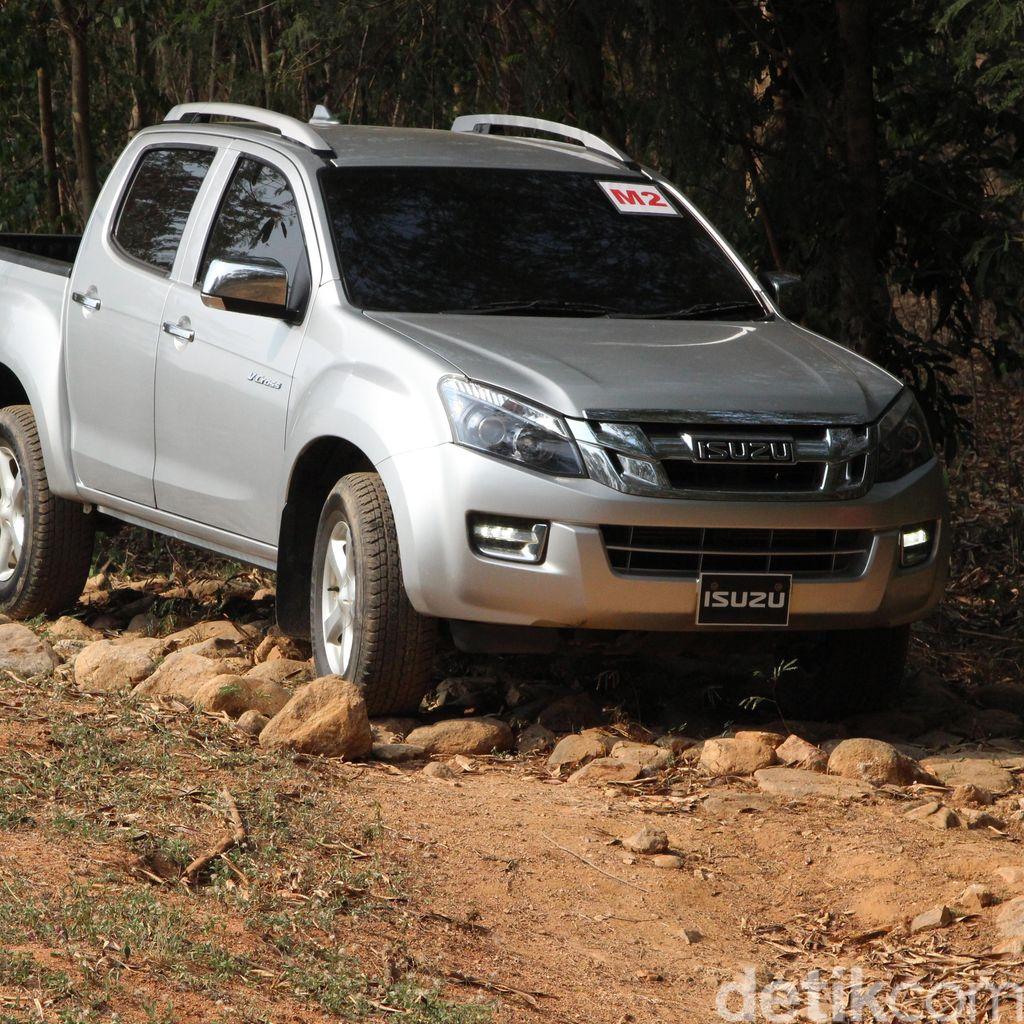 GM dan Isuzu Hentikan Kerja Sama Pengembangan Pikap