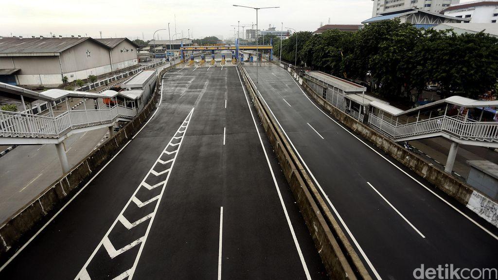Pintu Keluar Tol Bintaro Dibuka, Tapi Bayar Tarif Sampai Ulujami