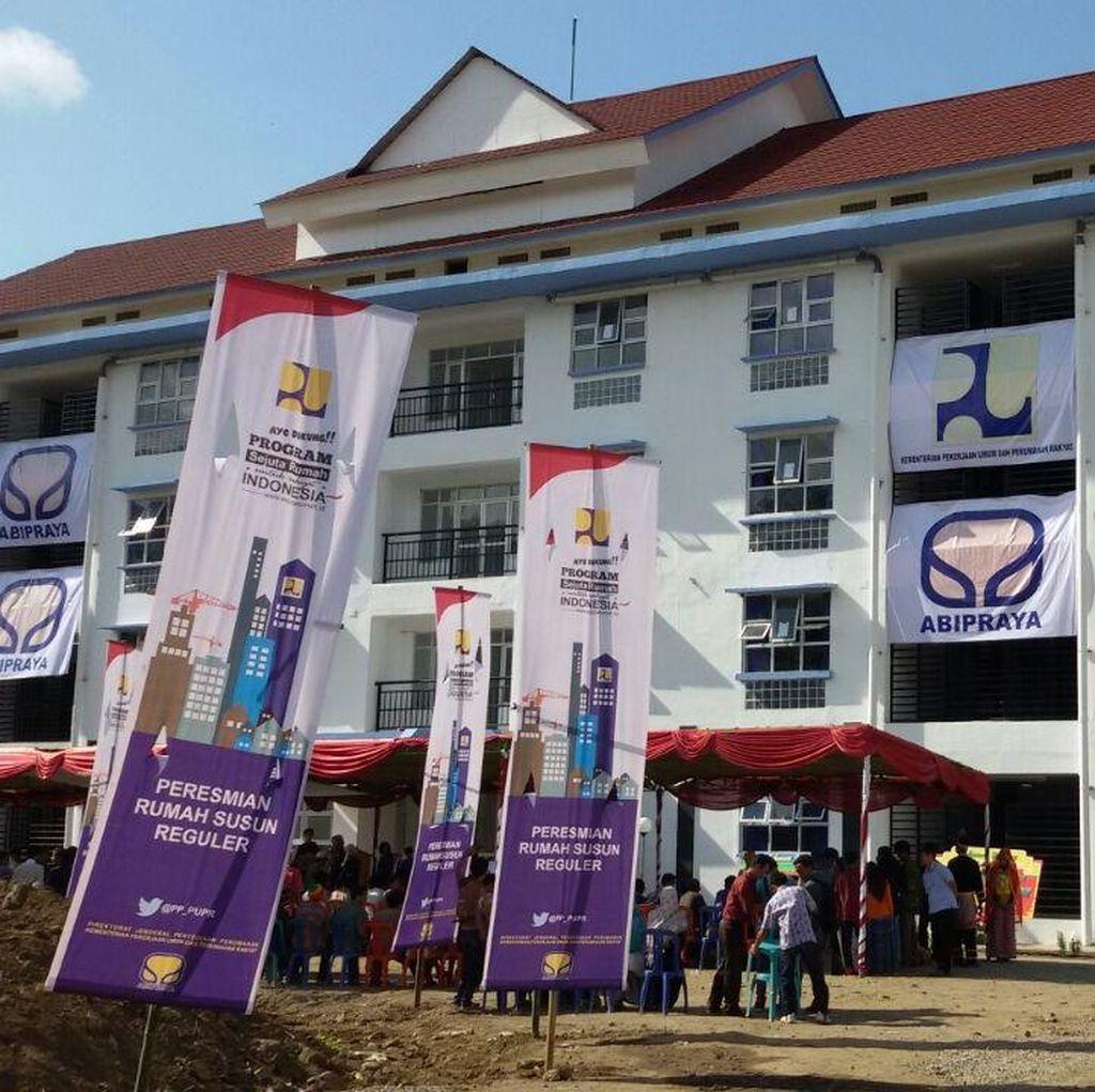 Pemerintah Bangun 4 Rusunawa di Jakarta, Ini Dia Lokasinya