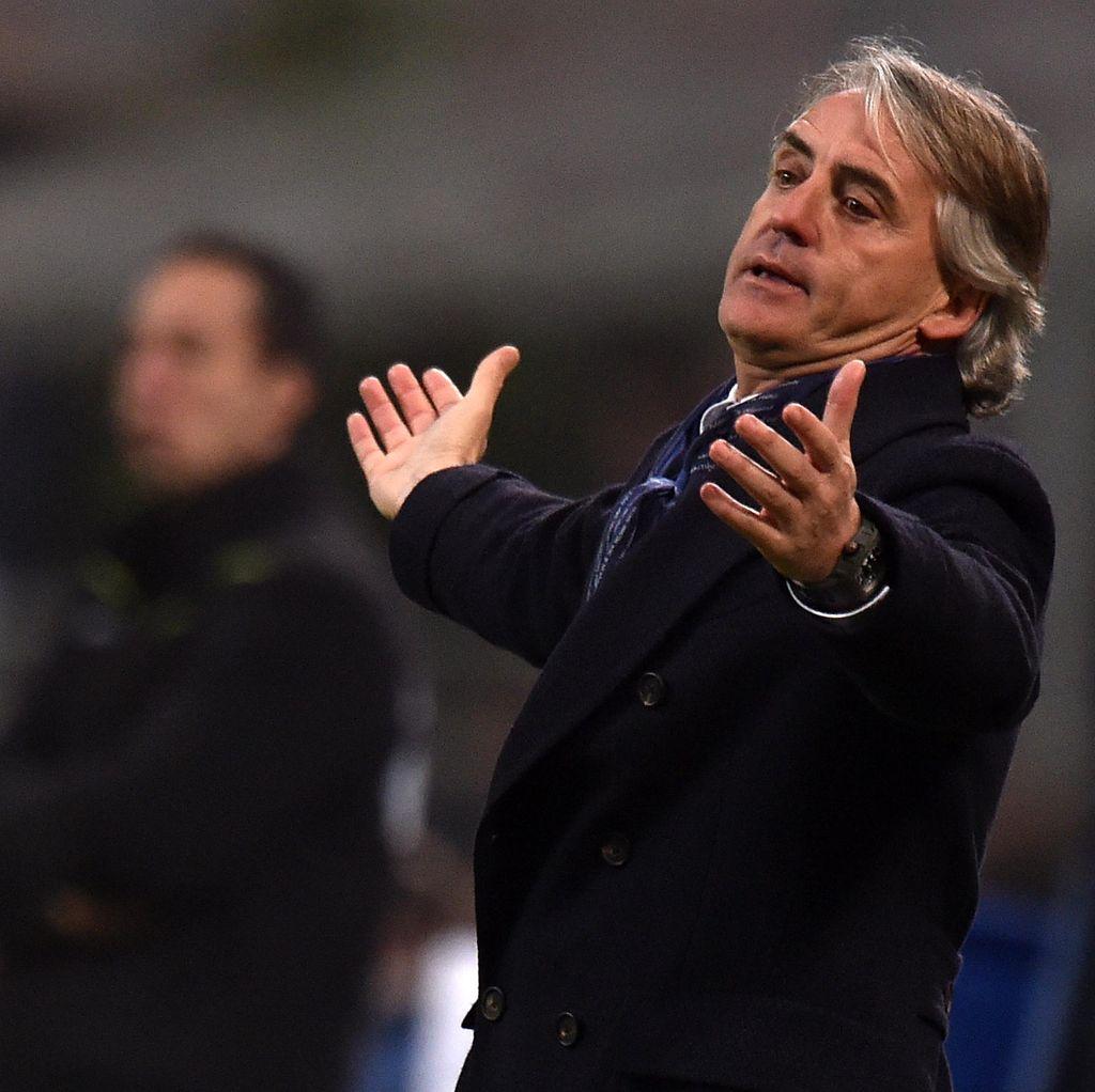Mancini Akui Ada Jarak Besar Antara Inter dengan PSG