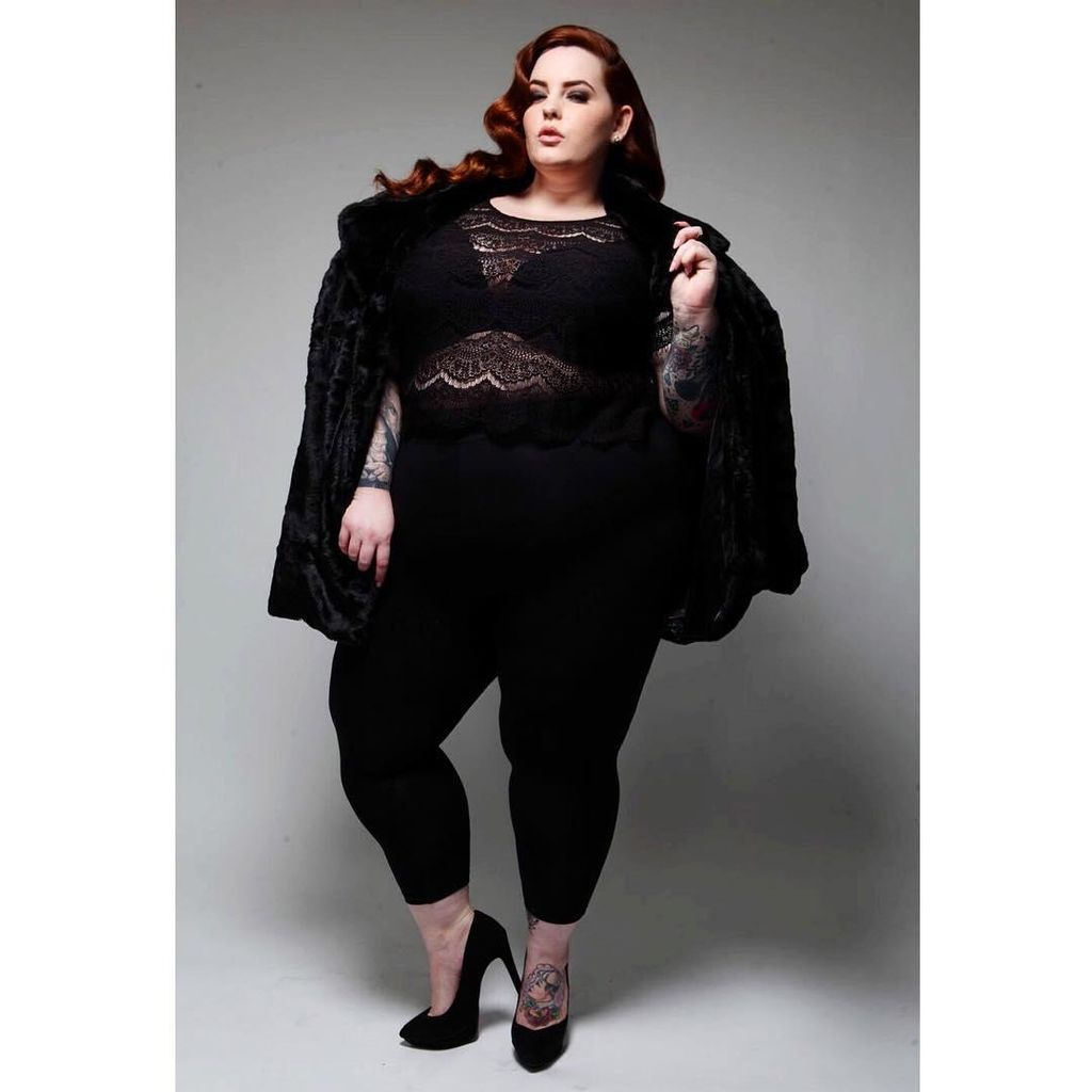Kemarahan Model Plus Size Tess Holliday Pasca Fotonya Dihapus Oleh Facebook