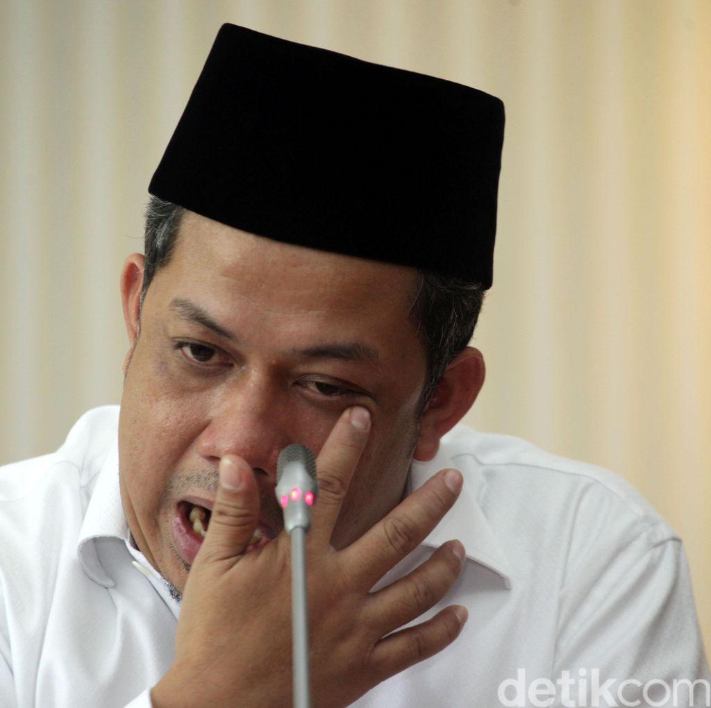 Desak 3 Petinggi PKS Dipecat dari DPR, Fahri Tulis Surat Terbuka ke Kader