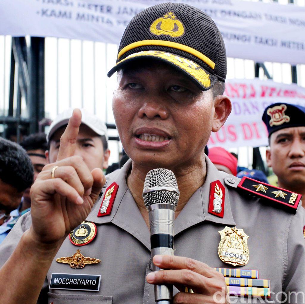 Polres Kabupaten Tangerang Kini di Bawah Wilayah Hukum Polda Banten