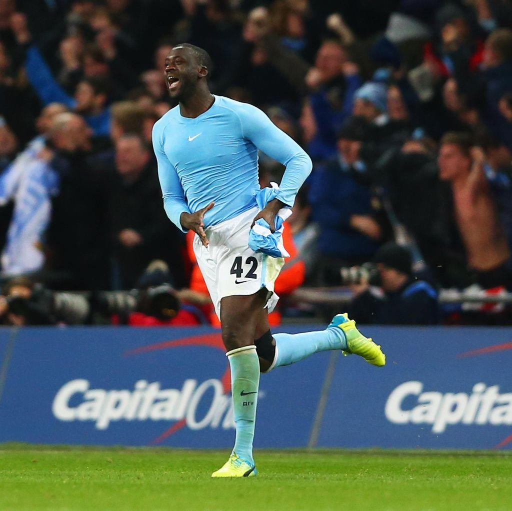 Agen: Yaya Toure Bisa ke Inter Musim Depan, tapi...