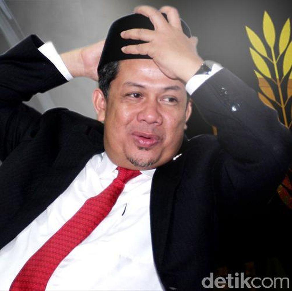 PKS Tutup Pintu Islah, ini Kata Fahri Hamzah