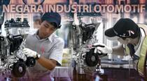 Ini Alasan Industri Otomotif di RI Sulit Berkembang