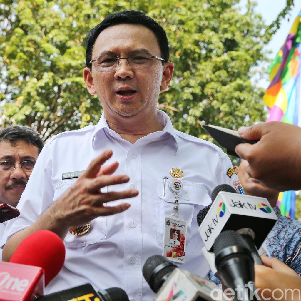 Ahok Kerja Sama dengan Kodam Jaya Bereskan Kolong Tol Tongkol