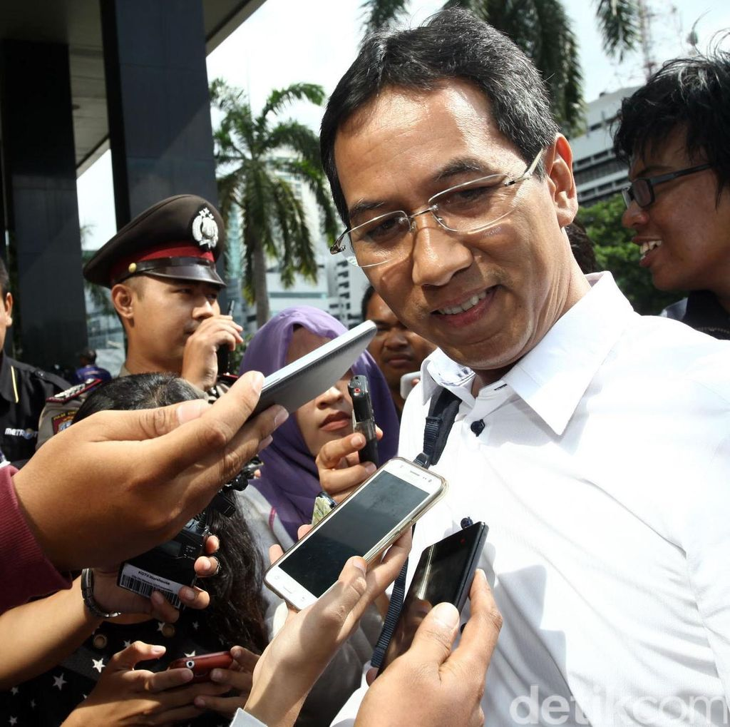 Heru Budi Hartono Telah Mundur dari PT Delta Djakarta