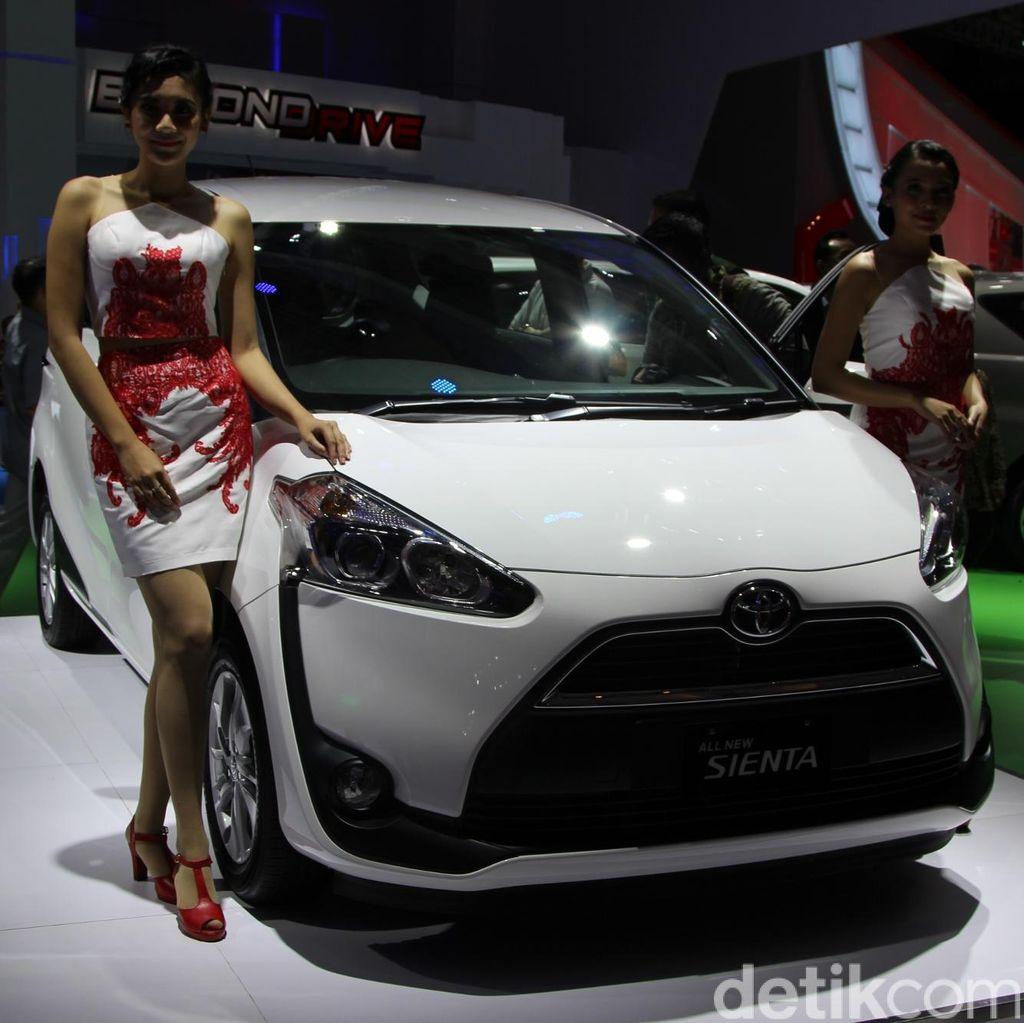 Penasaran dengan Harga Lengkap MPV Toyota Sienta? Ini Daftarnya