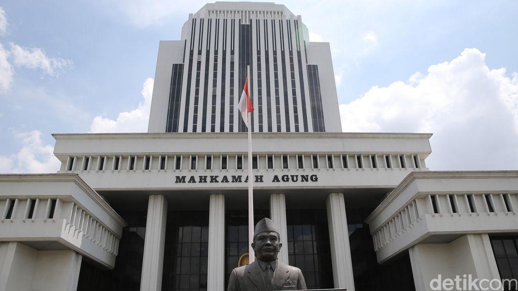 MA Belum Pecat Ketua Pengadilan Agama yang Tepergok Sekamar dengan PIL