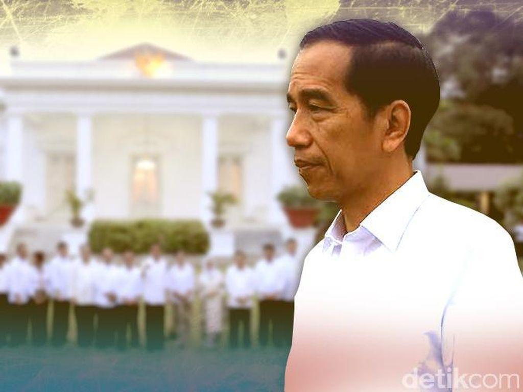 Pengumuman Reshuffle Kabinet Sudah Dekat