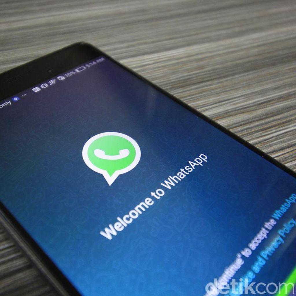 Riset: WhatsApp Simpan Pesan yang Sudah Terhapus