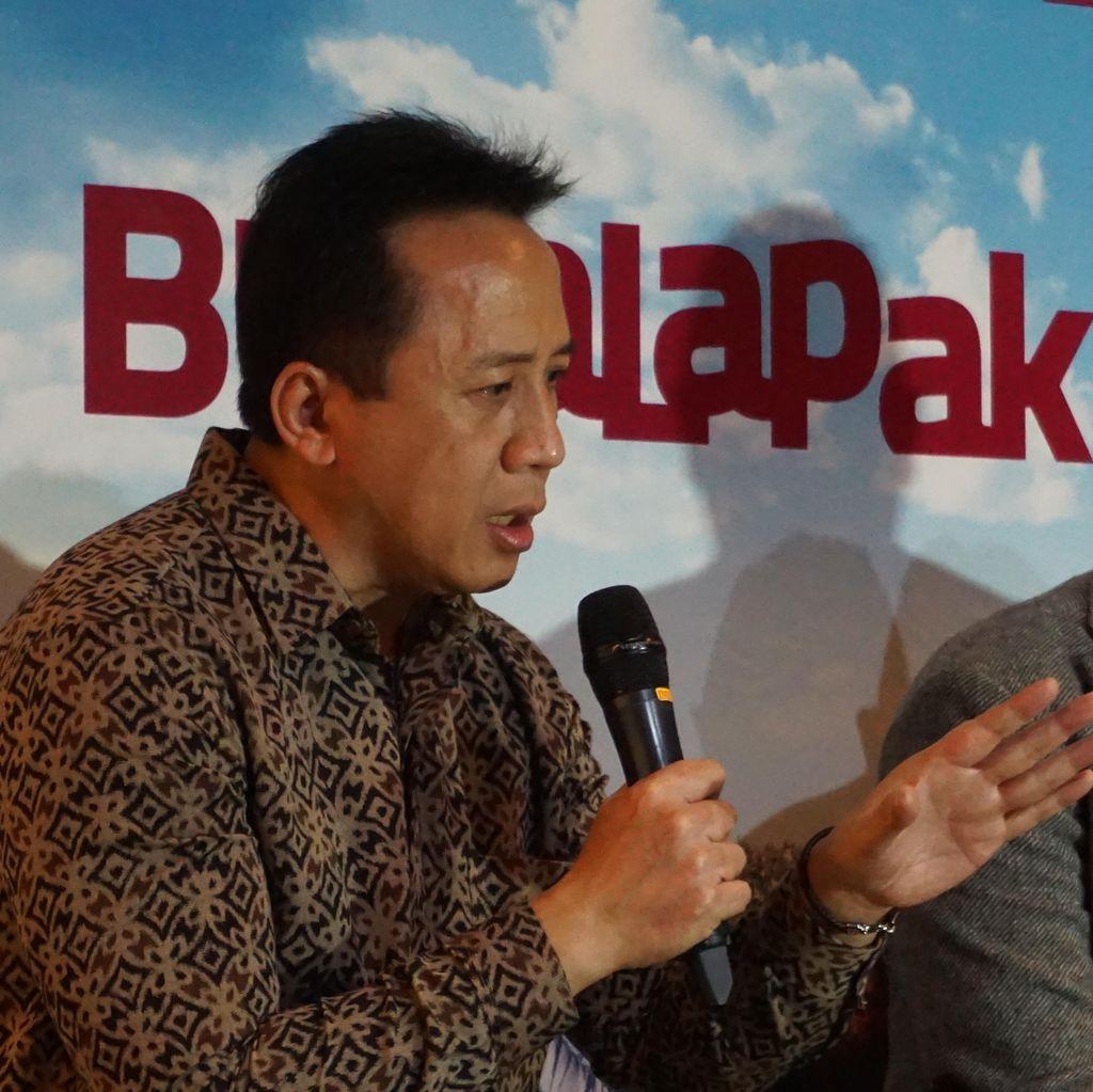 Penjelasan Kepala Badan Ekonomi Kreatif Soal RI 81 Masuk TransJ