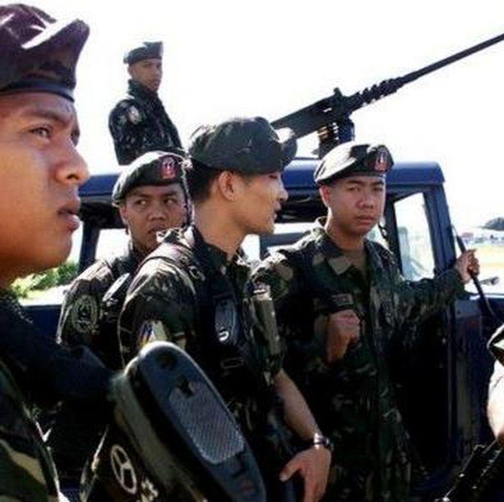 Serangan Udara Filipina Tewaskan 14 Militan Abu Sayyaf