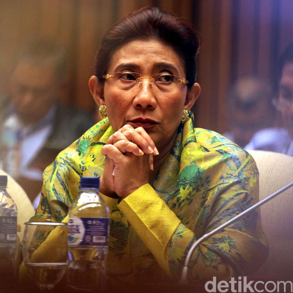 Susi: Luhut Juga Pintar Seperti Rizal Ramli, We Always Work Together