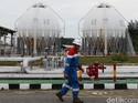 Gandeng Repsol, Pertamina Bangun Bahan Kelenturan Ban Rp 1 T di Cilacap