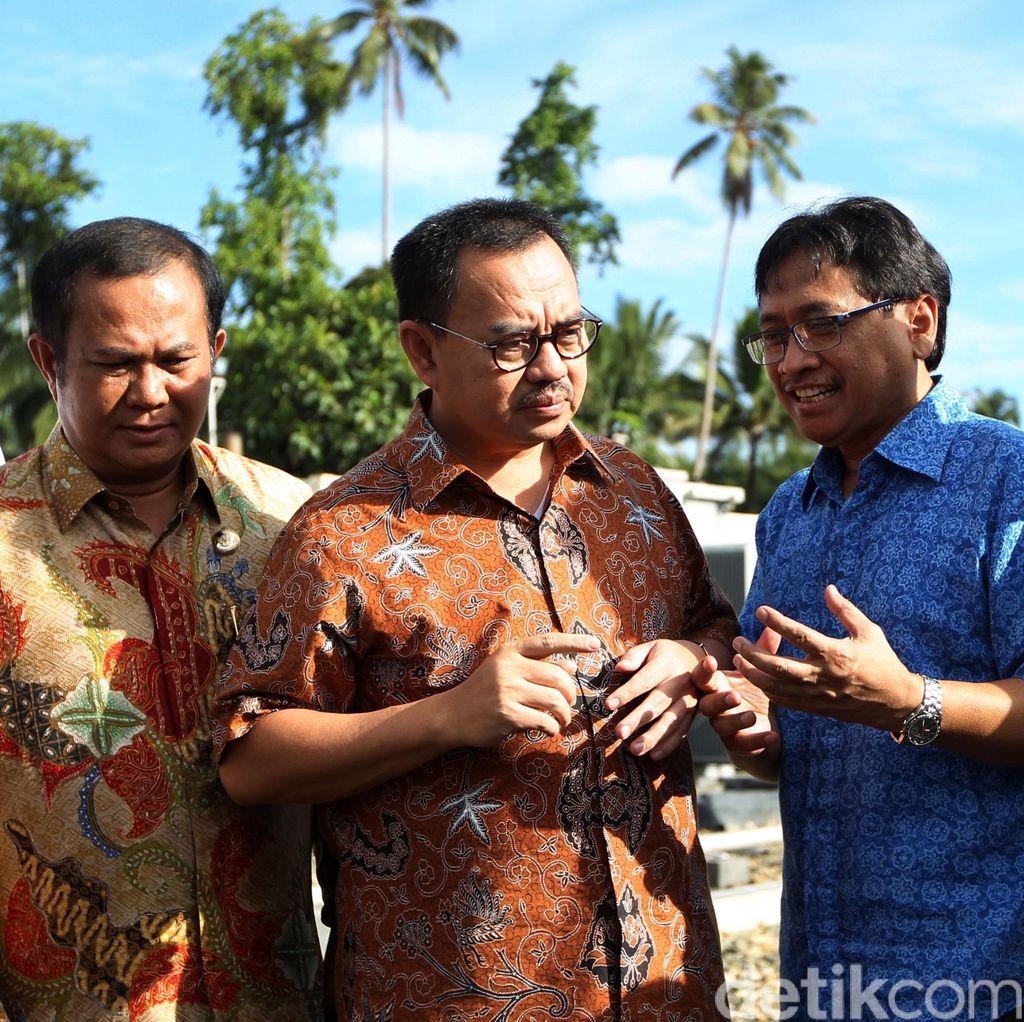 Cegah Krisis Listrik Terulang, Menteri ESDM Kirim Dirjen ke Pulau Nias