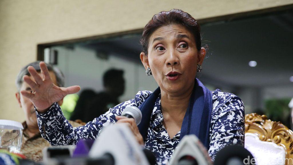 Menteri Susi Selidiki Transhipment Illegal Fishing di Wilayah Ini