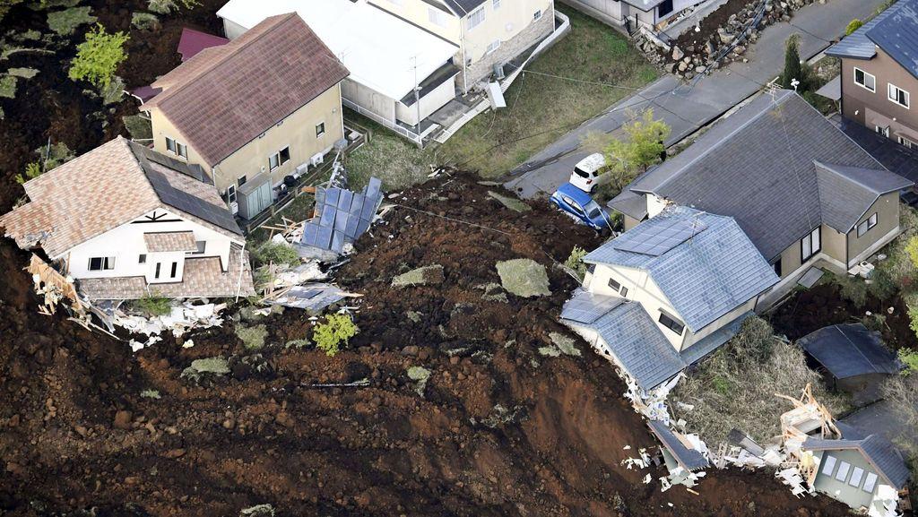 BNPB Siap Bantu Jepang yang Telah Diguncang Gempa Bumi