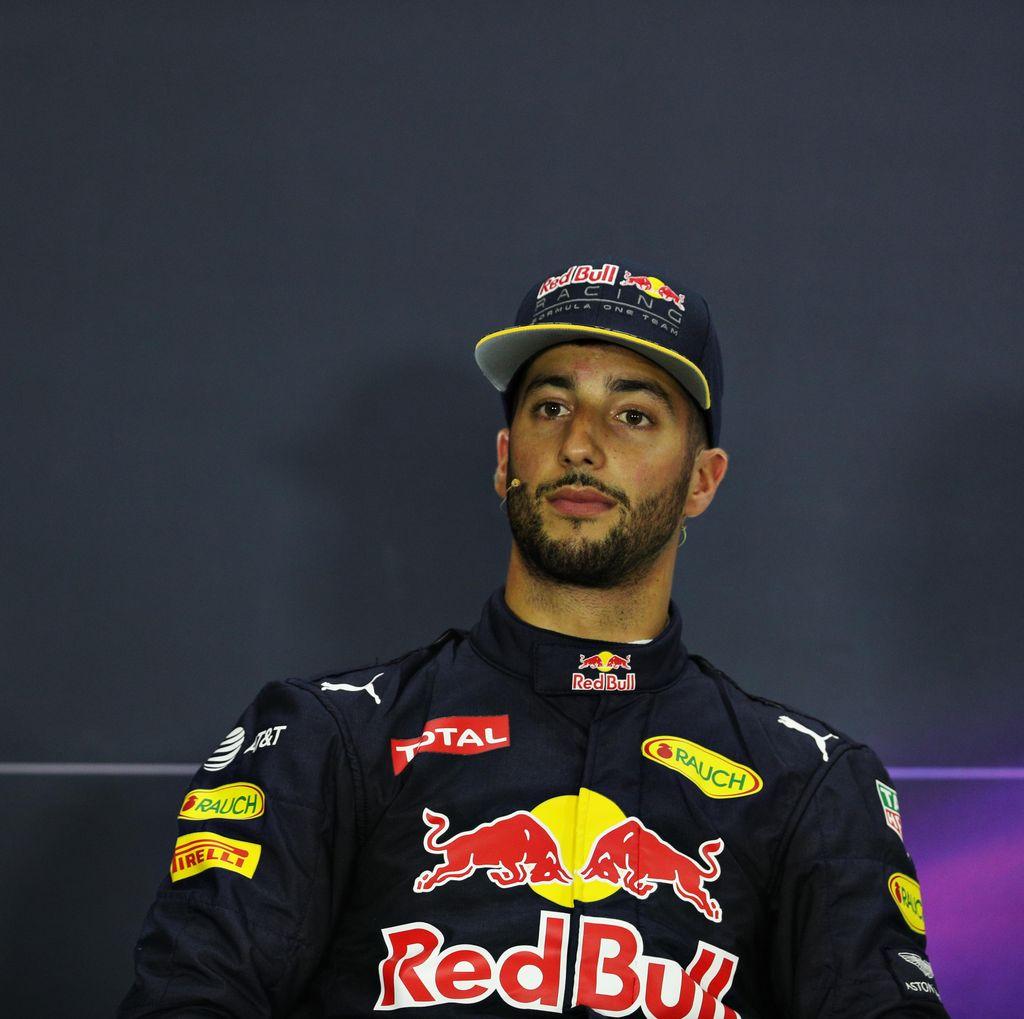Ricciardo Tahu Persis Dirinya Diminati Ferrari