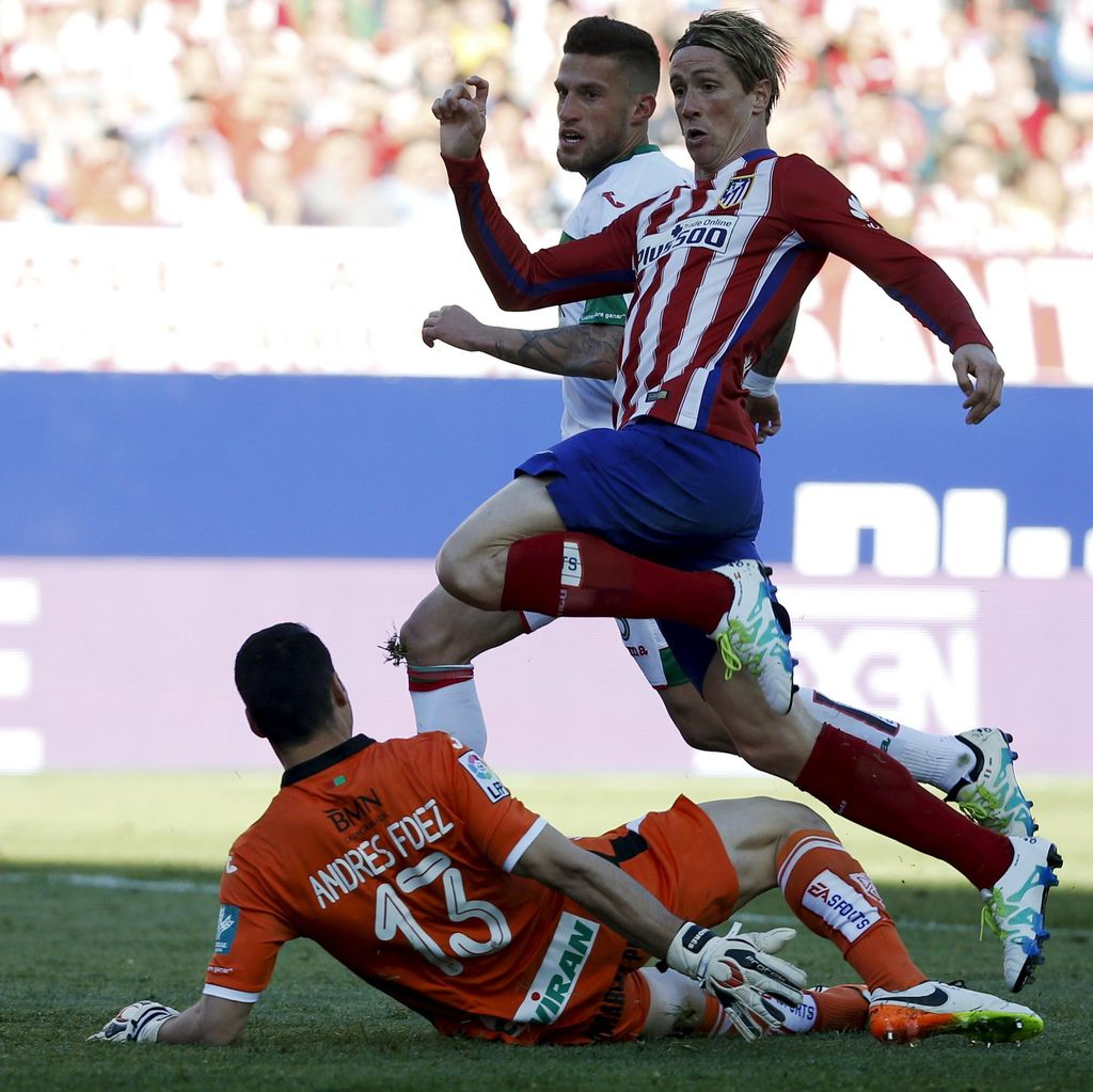 Del Bosque Diminta Bawa Torres ke Piala Eropa 2016