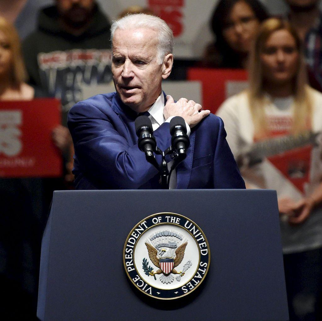 Wapres AS Joe Biden Diam-diam Kunker ke Irak